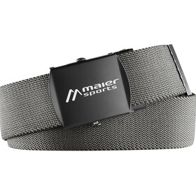 Maier Sports Tech Belt pewter